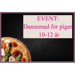 EVENT: Dansemad for piger 10-12 år