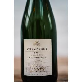 Champagne Pierre Boever & Fils millesime Grand Cru