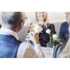 Champagnesmagning & middag: Lørdag d. 5. februar 2022