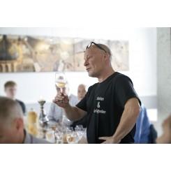 WINE MAKERS DINNER - en helt unik aften i vinsmagningens tegn - for medlemmer af vinklubben og Hørningdanserne - d. 3. november: